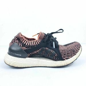 Adidas Womens Ultra Boost X Running Shoes Coral